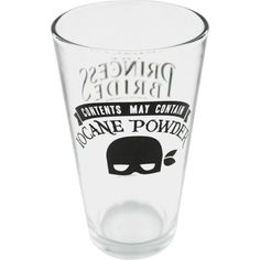 Princess Bride Iocane Powder Pint Glass, 2015 Amazon Top Rated Beer Glasses #Kitchen