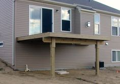 Building a Shed under a Deck - Allan Lilly - Made by CustomMade