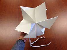 origami lotus book tutorial by Cheryl Trowbridge