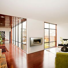 Escea ST900 Low Gas Consumption Fireplace*