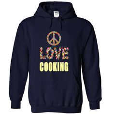 Limited Edition Peace. Love. Cooking