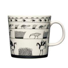 Toikka Birds Mug ブラック