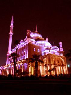 Salah El-Din Citadel in Cairo- Bastion of Islam http://en.egypt.travel/attraction/index/salah-el-din-citadel-in-cairo