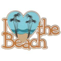 I Heart The Beach..