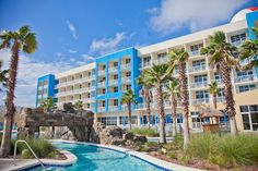 Florida Hotels Reservation: Holiday Inn Resort Fort Walton Beach