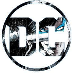 DC Logo for Nightwing | Ver. 2 by piebytwo