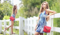 Get ready for the 4th!  http://shopredclover.com/collections/dresses/products/sea-salt-beauty-printed-dress