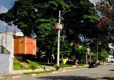 Casa Container Híbrida (6 Modelos que Utilizam outros Sistemas Construtivos)
