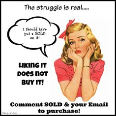 Liking it doesn't buy it! ~ Paparazzi Facebook Parties