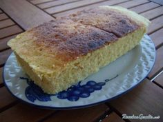 Sponge cake recipe in the microwave fast - Recipes Cook Sponge Cake Recipes, Pie Recipes, Yummy Recipes, Microwave Recipes, Crazy Cakes, Flan, Cornbread, Vanilla Cake, Tapas