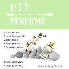 DIY Perfume.....