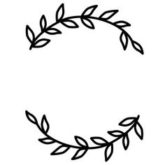 Design Store : Silhouette Design Store : pumpkin wreath with leaves Botanical frame element vector collection Silhouette Cameo Projects, Silhouette Design, Cricut Air, Cricut Creations, Vinyl Projects, Vinyl Designs, Make And Sell, Cricut Design, Monogram