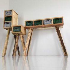 PRODUKTWERFT: clear-cut pallet wood design by Sascha Akkermann