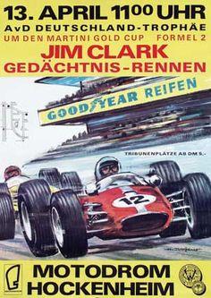 Motodrom Hockenheim Jim Clark gedächtnis-rennen