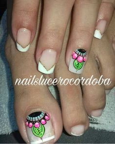 Feet Nail Design, Toe Nail Designs, Nail Manicure, Nail Polish, Easter Nails, Feet Nails, Toe Nail Art, Hair And Nails, Pedicures