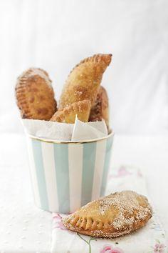 Empanadillas de manzanas y moras