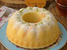 You will not believe the flavor of this delicious homemade cake prepared with mis butter. You will not believe the flavor of this delicious homemade cake prepared with mis butter. Lemon Recipes, Cake Recipes, Mousse Au Chocolat Torte, Turkish Recipes, Ethnic Recipes, Recipe Steps, Butter Recipe, Homemade Cakes, How To Make Cake