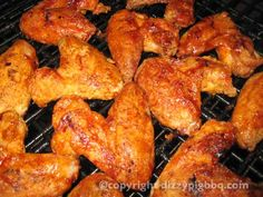 Breaded Grilled Chicken Wings Recipe. Dizzy Pig BBQ Recipes. Fantastic recipes for the grill, smoker or in the kitchen.