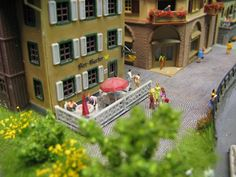 Untere Stadt Biergarten
