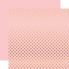 Echo+Park+-+Dots+and+Stripes+Collection+-+Gold+Foil+-+12+x+12+Double+Sided+Paper+with+Foil+Accents+-+Light+Pink+at+Scrapbook.com