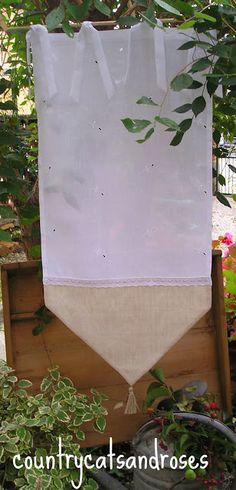 Oltre 1000 idee su tende per finestre piccole su pinterest - Tendine x finestre ...