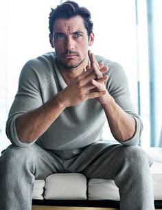 David Gandy Stars in the Cover Story of Codigo Unico April 2017 Issue