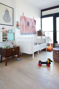 Nordic Charm: Light, Bright, Playful Children's Rooms | Apartment Therapy