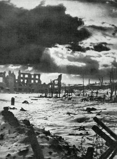 On this day in history-On November.19, 1942 the Soviet forces take offense at Stalingrad