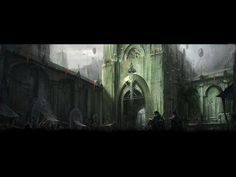 Environment Design for Entertainment I With James Paick