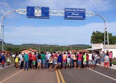 BLOG DO JOSÉ BONIFÁCIO: BR-235/PI: Governador e Ministro inauguram estrada...