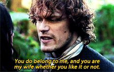 """Do ye not know that, Sassenach?"""
