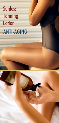 Give your skin radiance and color without the need of a tanning bed or the sun.