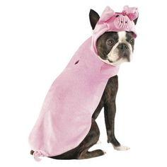 Pig Dress Up Dog Pet Costume (X-Large) - http://www.thepuppy.org/pig-dress-up-dog-pet-costume-x-large/
