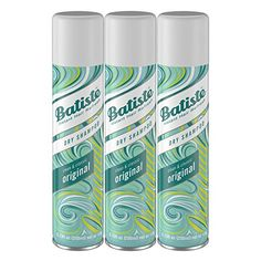 best dry shampoo i use it daily works so good haircare skincare makeup routine morning : Batiste Dry Shampoo, Original Fragrance, Fl Oz,Pack of Beauty Batiste Dry Shampoo, Hair Shampoo, Concealer, Good Dry Shampoo, L'oréal Paris, Dry Hair, Inevitable, Hair Looks, Cool Hairstyles