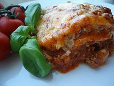 It actually tastes like the real thing Lchf, Great Pasta Recipes, Superfood, Protein, Paleo, Food And Drink, Low Carb, Gluten Free, Lasagna