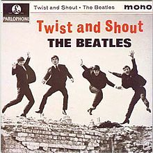 Twist and Shout  July 1963