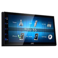 JVC 2-din USB//Bluetooth Autoradio//Radio-Set per Opel Corsa e /& Adam