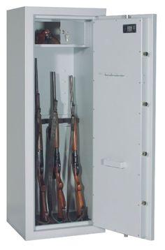 Armoire pour fusils JAGD Armoire Forte, Lockers, Locker Storage, Furniture, Home Decor, Electronic Lock, Footlocker, Wardrobes, Hunting