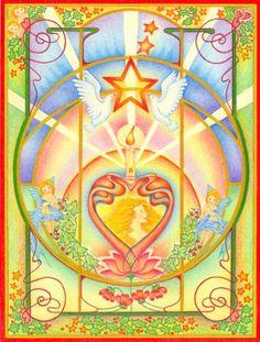 Mandala's tekenen met Hannie de JongPicture 62 « | Mandala's