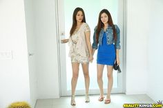 Cassie Laine and Shyla Jennings.*Click*Noice!