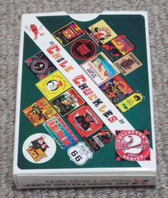 Hot Sauce Playing Cards - Chile Chuckles Boxed Set of Non Standard Playing Cards