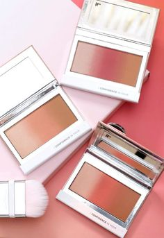 It Cosmetics Confidence In Your Glow Blushing Bronzer, or Neapolitan Ice Cream? You Be the Judge http://www.makeupandbeautyblog.com/it-cosmetics/it-cosmetics-confidence-in-your-glow-blushing-bronzer/ #MakeupCafe