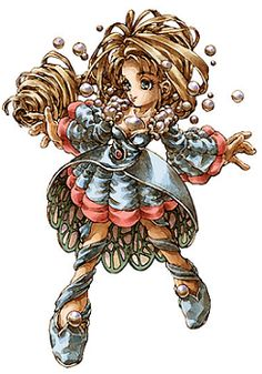 Pearl from Legend of Mana