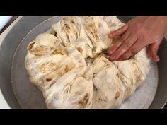 DAHA ÖNCE HİÇ GÖRMEDİĞİNİZ YÖNTEM VE LEZZET💯 ANNEMİN ELİNDEN MUHACİRLARİN MEŞHUR TUTMANİK BÖREĞİ - YouTube Turkish Recipes, Ethnic Recipes, Pistachio, Bon Appetit, Camembert Cheese, Mashed Potatoes, Cooking, Food, Kitchens
