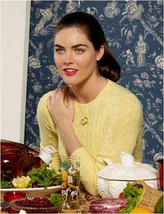 Thanksgiving 1984 by Roe Ethridge.