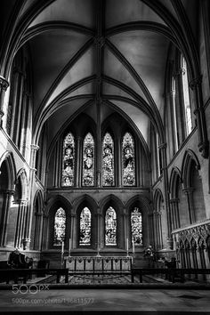 minster in southwell by DanielGigliotti #architecture #building #architexture #city #buildings #skyscraper #urban #design #minimal #cities #town #street #art #arts #architecturelovers #abstract #photooftheday #amazing #picoftheday