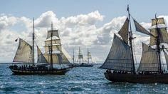 International Tall Ship..  Australia