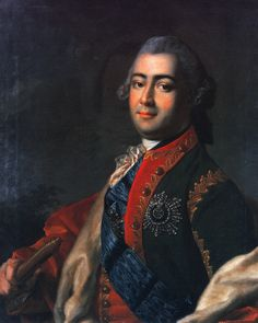 Count Alexei Grigorievich Razumovsky ; 1709– 1771), was a Ukrainian-born Russian Registered Cossack who rose to become lover and, eventually, even the morganatic spouse of the Russian Empress Elizaveta Petrovna.