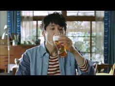 キリンビール 麦のごちそう「じゃんけん」西島秀俊 片瀬那奈 - YouTube