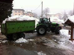rimozione della neve